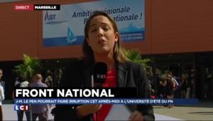 Jean-Marie Le Pen viendra-il ou pas à l'université d'été du FN ?
