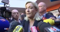 """Marine Le Pen : """"Les habitants ont plusieurs fois fait confiance au FN"""""""