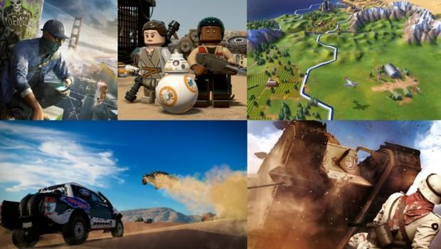 montage E3 2016