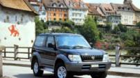TOYOTA Land Cruiser 165 D-4D VX Pack Cuir - 2002