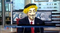 Justiciers d'internet, les Anonymous disent lutter contre « les sectes, les dictatures et les lois liberticides ». Ils ont notamment contribué à la chute de Ben Ali et Moubarak, et visent maintenant le gouvernement grec. L'un d'eux témoigne sur LCI et explique leurs méthodes toujours pacifiques.