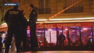 Café Chineur dans le quartier d'Alésia à Paris