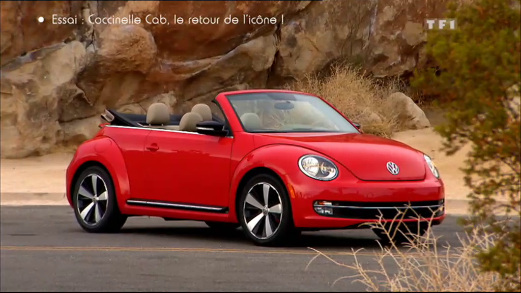 vid o automoto essai vid o volkswagen coccinelle. Black Bedroom Furniture Sets. Home Design Ideas