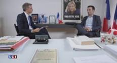 Florian Philippot : pas obsédé par le général de Gaulle, mais...