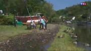 Inondations : à Moret-sur-Loing, le retour à la normale sera long