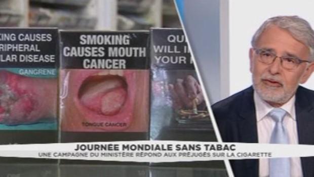 Journée mondiale sans tabac (31/05)