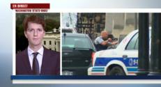 """Le 20 heures du 22 octobre 2014 : Fusillades au Canada : les Etats-Unis, """"particuli�ment en �t d'alerte"""" - 486.47099999999995"""