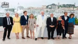 Les premiers pas du jury du Festival de Cannes
