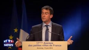 """Logement : Valls souhaite apporter """"des modifications"""" à la loi Duflot"""