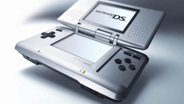 Nintendo DS avec stylet