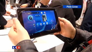 Plein Ecran du 19 février 2011: Contre l'iPad, la résistance s'organise