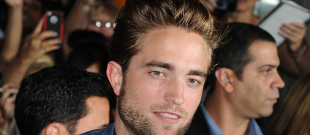 Robert Pattinson à New York en octobre 2012