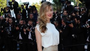 Amber Heard au Festival de Cannes 2014a