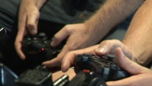 jeux vidéos geek manettes