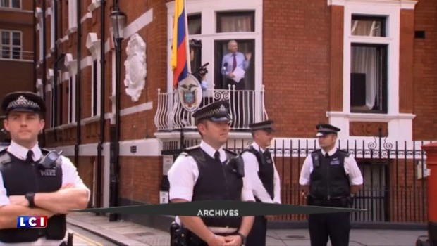 L'ONU considère illégale la détention du fondateur de WikiLeaks, Julian Assange, selon la diplomatie suédoise
