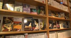 Le 13 heures du 25 mars 2013 : Un plan de soutien pour les petites librairies - 1209.9172308044435