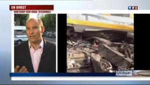 """Le 20 heures du 12 juillet 2013 : Un train d�ille �r�gny : """"Il pourrait y avoir des �ctrocutions"""" - 964.6680000000001"""