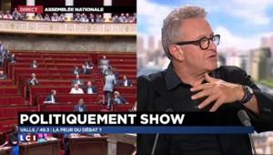"""Motion de censure : le congrès de Poitiers """"n'a pas apporté de cohérence"""" dans la famille socialiste"""