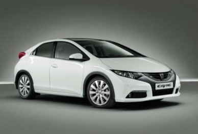 Photo 1 : CIVIC 2012 - 2011