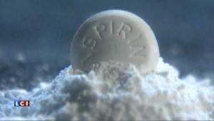 Une aspirine par jour réduirait les risques de cancer