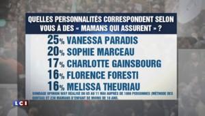 """Vanessa Paradis, une maman """"qui assure"""" pour les Français"""