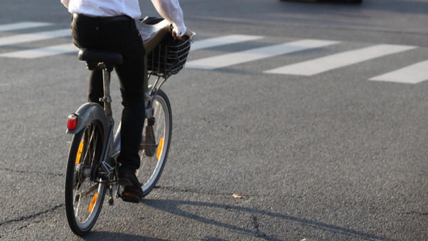 velib velo transport circulation