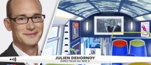 """120 ans de cinéma à (re)découvrir... assis dans le RER D : """"Un voyage dans le temps et dans l'espace"""""""
