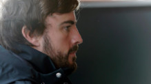Fernando Alonso McLaren Honda F1 2015