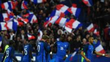 France Russie Football Coman Kanté Gignac Payet