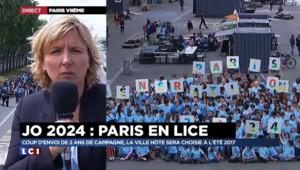JO 2024 : 2 Français sur 3 favorables à la candidature de Paris