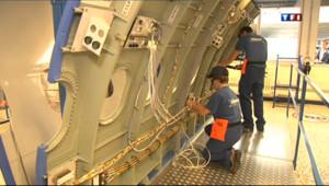 Le 20 heures du 13 septembre 2013 : Dans les couloirs du lyc�professionnel d'Airbus - 1007.8340000000001