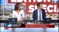 """Législative dans le Doubs: """"un résultat à rebours des 14 élections législatives partielles"""""""