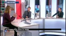 Les Courbes d'Eva : Jérémy Michalak, face à l'audience ?