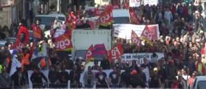 Loi Travail : de Toulouse à Lille, une mobilisation en léger recul
