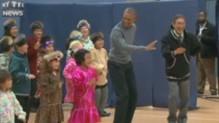 Obama en Alaska