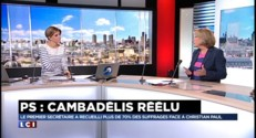 """Primaire au PS pour 2017 : Cambadélis """"recherche l'efficacité"""" avant tout"""