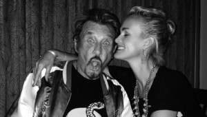 Johnny et Laeticia Hallyday sur Instagram