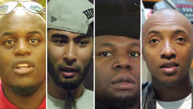 L'étude du CNRS révélait qu'un Noir a six fois plus de chances d'être contrôlé par la police qu'un Blanc.