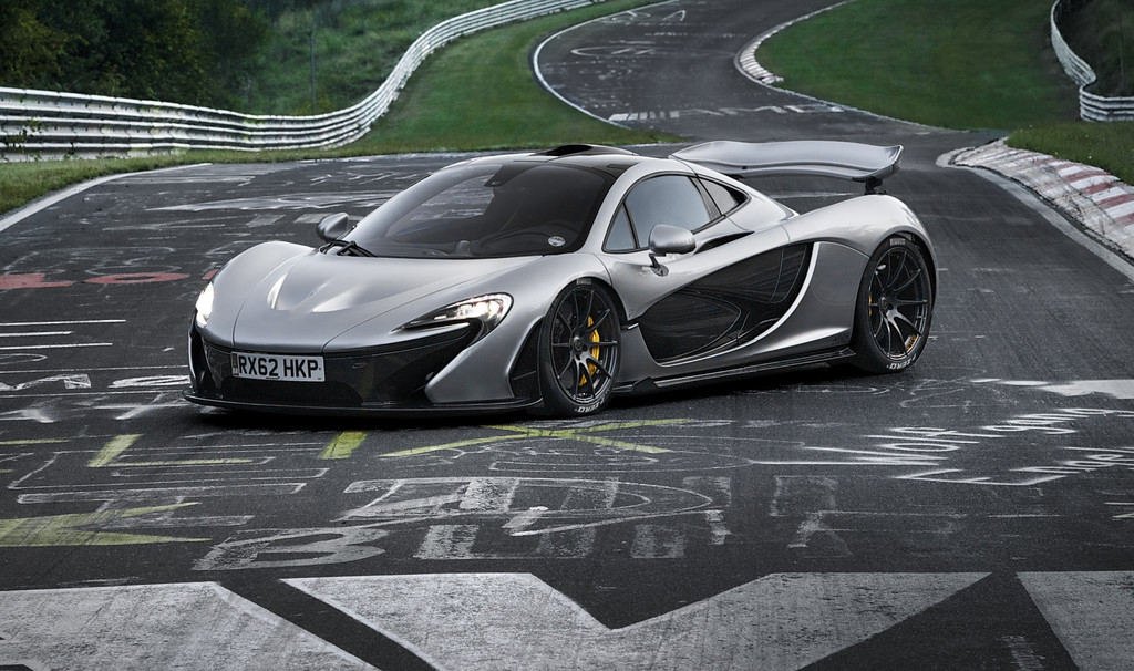 news automoto vid o mclaren p1 chrono sous les 7 minutes au n rburgring mytf1. Black Bedroom Furniture Sets. Home Design Ideas