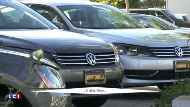 Moteurs truqués : Volkswagen verserait 5000 dollars à chaque Américain floué