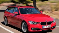 BMW Touring 318d 143 ch 123g Business A - 2012