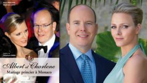 Albert et Charlene, mariage princier à Monaco Charlene Wittstock Albert II de Monaco