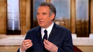 """Bayrou : """"je ne suis pas un spécialiste de lingerie féminine"""""""