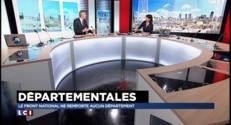 """Départementales : le FN a pâti d'une """"surdéclaration de la part de certains électeurs"""""""