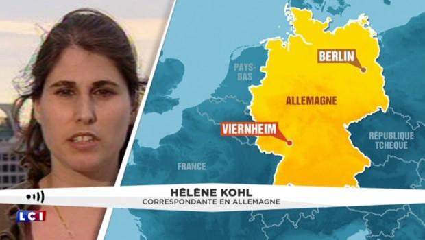 """Fusillade en Allemagne : le tireur avait des grenades à gaz irritant, """"des personnes intoxiquées"""""""