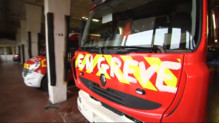 Le 13 heures du 22 décembre 2014 : Les pompiers en grève à Amiens - 881.8679999999997