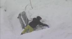 Le 20 heures du 1 février 2015 : Intempéries : ces vacanciers qu%u2019il a fallu évacuer des stations de ski - 1284.1679999999997