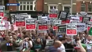 Musulmane et secrétaire d'Etat britannique, elle démissionne pour soutenir les Palestiniens