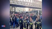 Paris : nouvelle évacuation du campement de migrants Stalingrad, les premières images