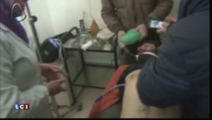 Syrie : l'armée d'Assad une nouvelle fois accusée d'attaques chimiques